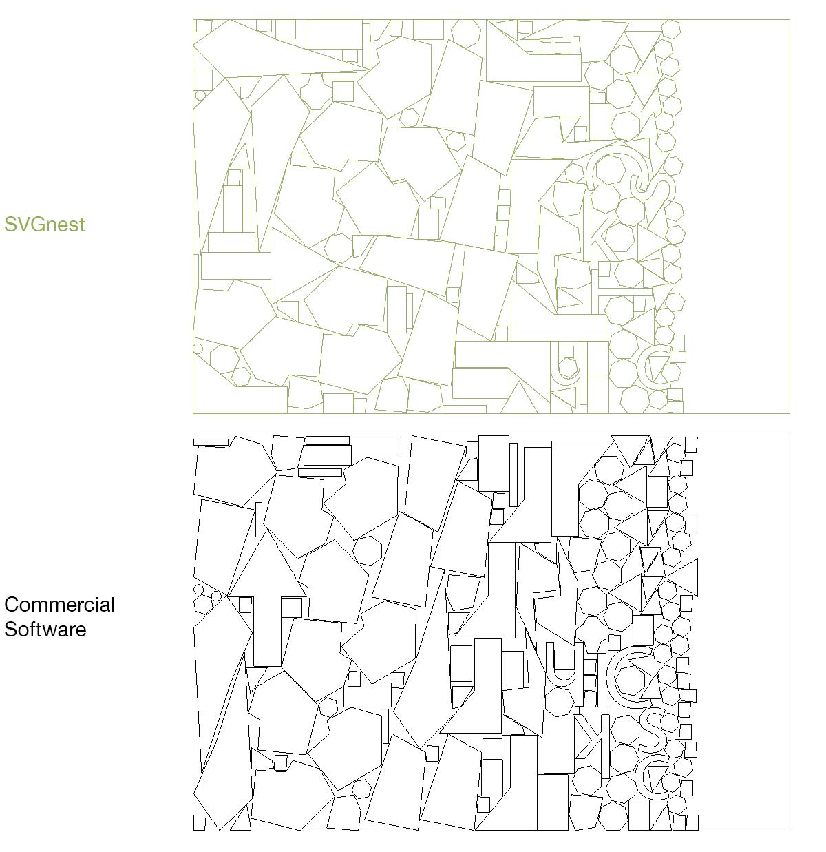 SVGnest comparison